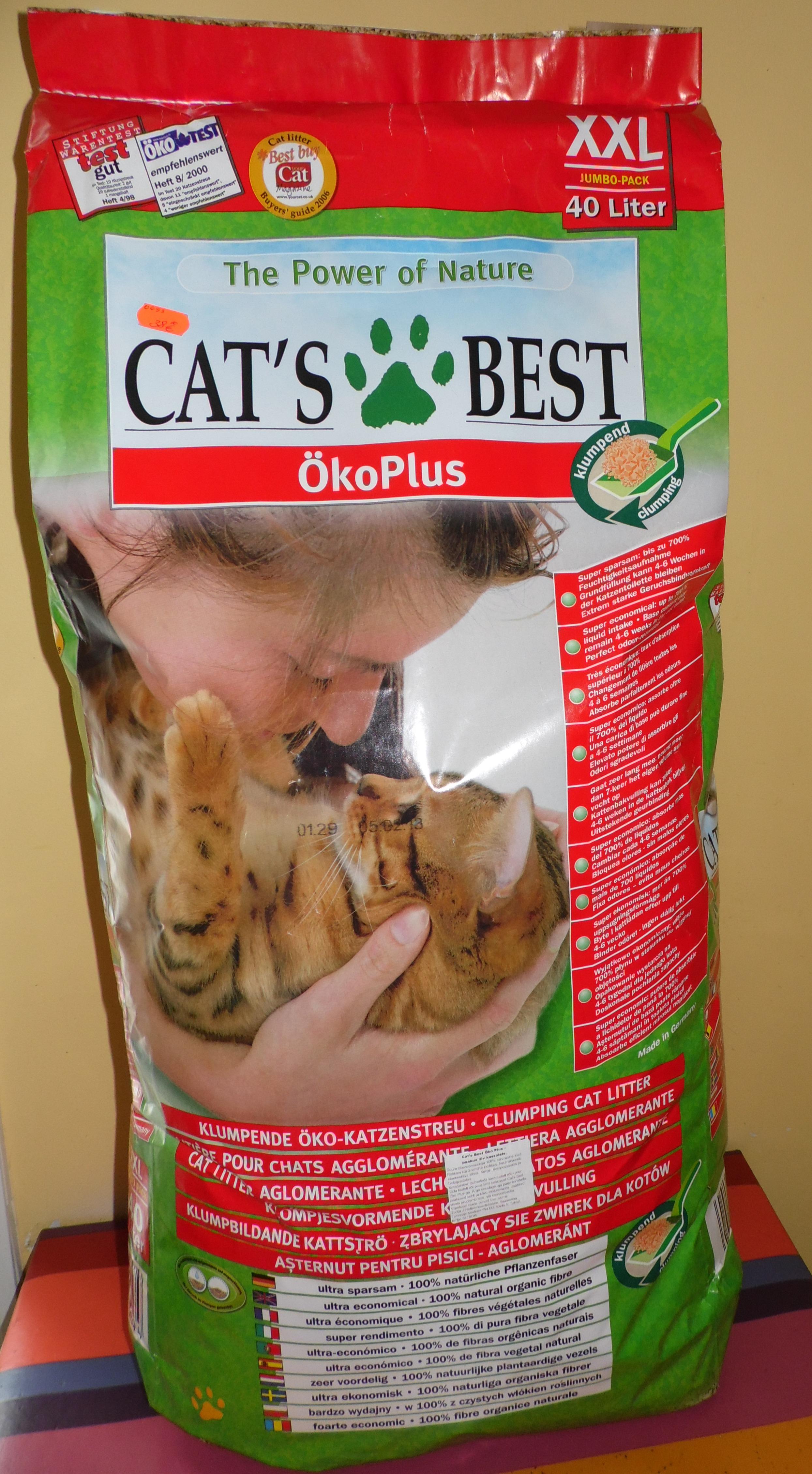 Cat's Best ÖkoPlus
